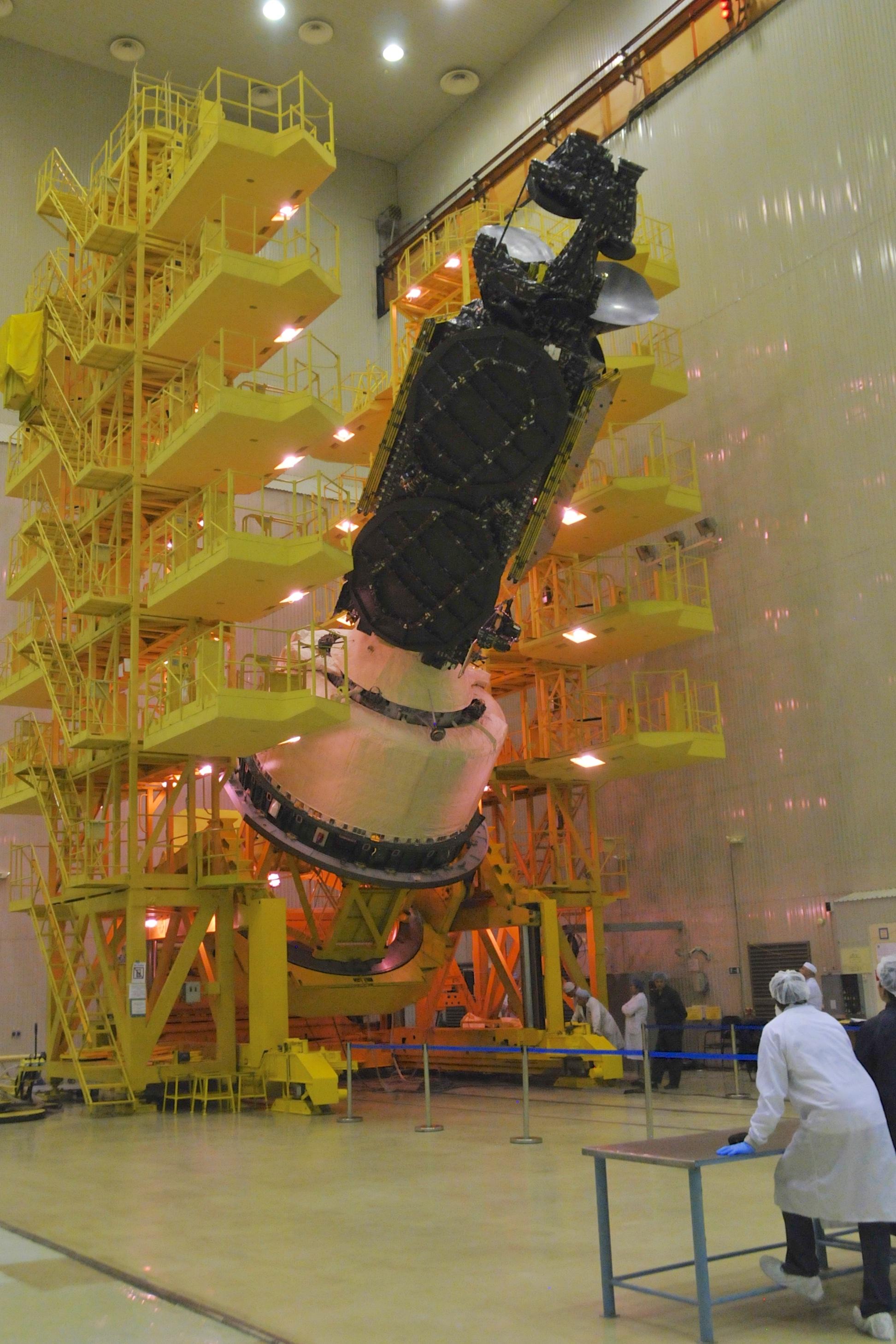 Lancement Proton-M / Intelsat-31 - 9 juin 2016 ISDLA-2-28-May-6