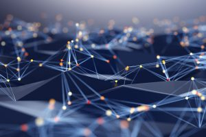abstract image representing wireless partners