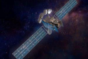 intelsat maxar x satellite
