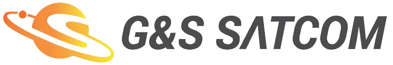 g & s satcom logo