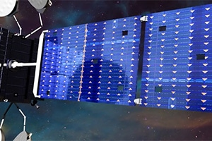 Intelsat 37e Satellite