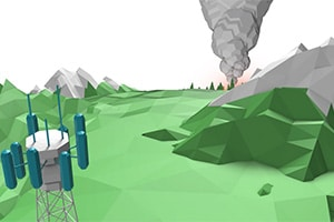 Intelsat FlexMove Illustration