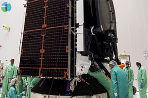 Intelsat 33e and Intelsat 36